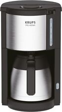 Artikelbild Krups Kaffeemaschine KM305D ProAroma, schwarz/ edelstahl