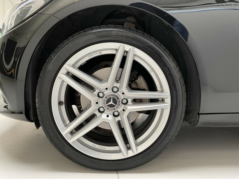 Billede af Mercedes C220 d 2,2 Business stc. aut.