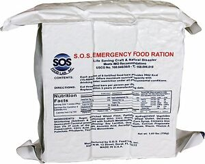 SOS-3600-CALORIE-EMERGENCY-SURVIVAL-RATION-FOOD-BARS-DISASTER-MEAL-JUST-BAKED