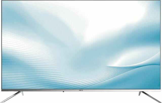 Metz blue LED-Fernseher 55MUB7111 Silber, 55 Zoll,Smart TV,USB-Recording,NEU+OVP