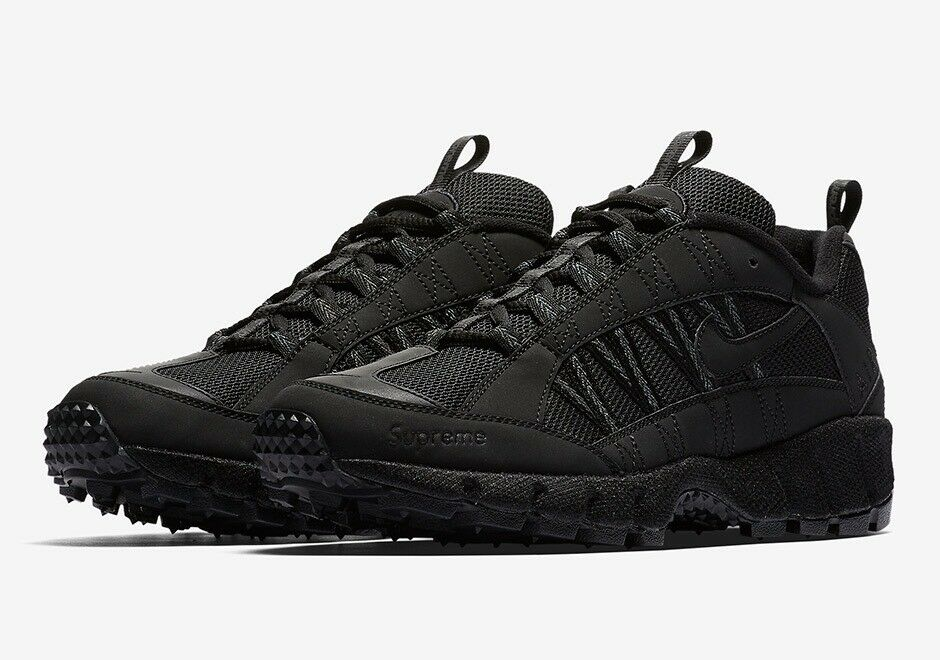 Nike air humara supremo x 17 nero (924464 001) numero 9 fw17