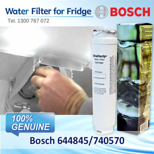 KAD62V70AU BOSCH FRIDGE WATER FILTER 740570 644845 9000077104