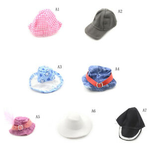 Fashion-Doll-Hat-Headwear-Accessories-For-Dolls-Gift-New-Toys-For-Girls-TECA
