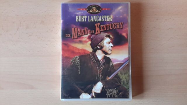 Der Mann aus Kentucky (2004, DVD) Western Burt Lancaster Dianne Foster WIE NEU!