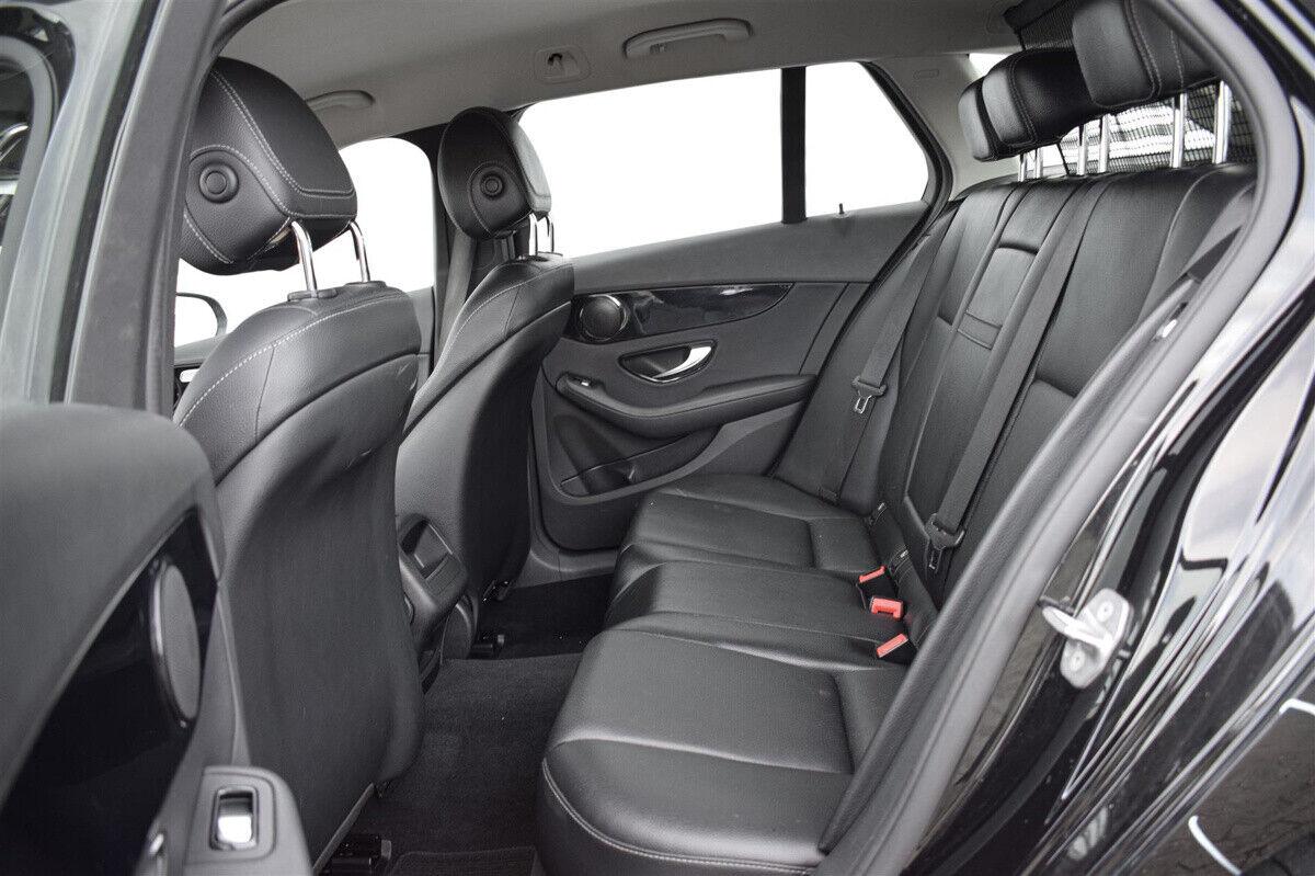 Mercedes C220 d 2,2 stc. aut. - billede 7