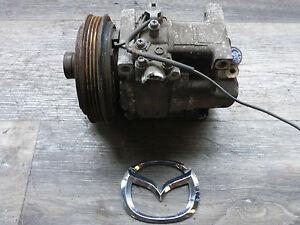 Mazda Demio 20002003 Klimakompressor Defekt Kupplung Voll