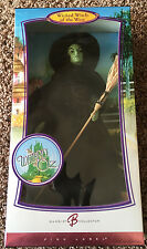 NEW 2006 Barbie Doll Wicked Witch of the WEST The Wizard of Oz Pink Label NIB