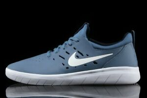 best shoes sale online great prices Details about Nike SB Nyjah Free Premium Thunderstorm / White - Obsidian  AA4272400