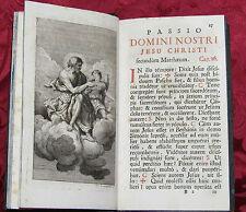 Libro Officium Hebdomadæ Sanctæ Secundum Missale et Breviarium Romanum 1777