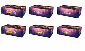 MTG-Throne-of-Eldraine-Draft-Booster-Box-Case-6-Sealed-Boxes-English