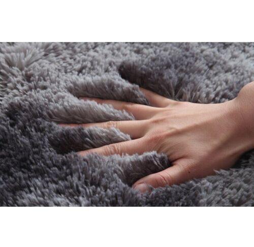 Super Soft Fluffy Rugs Faux Wool Fur Rug Carpet Fur Mat Home Decor Living Room