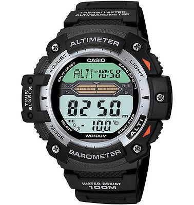 Casio SGW300H-1AV, Twin Sensor Watch, Barometer, Altimeter, Thermometer