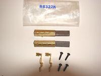 Rainbow Vacuum E Series Motor Brushes E-2 Single Speed Brass Case/carbon