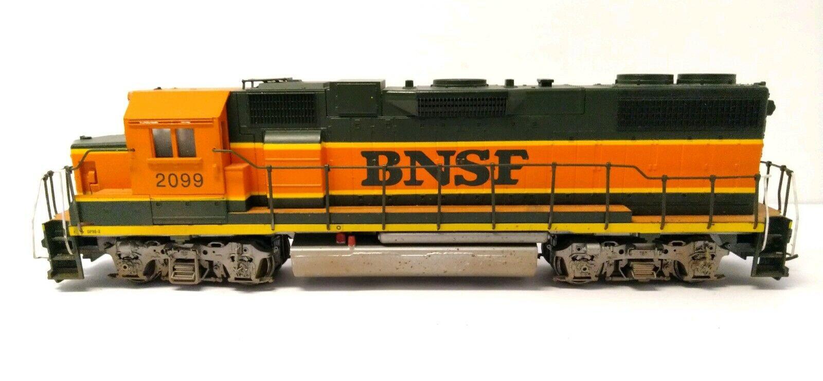 tienda de bajo costo Projoo 2000 GP38-2 GP38-2 GP38-2 BNSF Dcc Listo Escala Ho  2099  diseño único