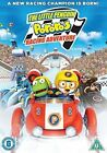 DVD The Little Penguin Pororos Racing Adventure - Region 2 UK