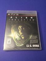 Alien Isolation Nostromo Edition + Bonus Dlc (ps3)