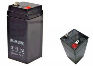 Batteria Di Ricambio Ricaricabile Per Bilancia 40kg 4v 4ah 20hr 1lwbyjgq-07232354-444909306