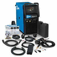 Miller Syncrowave 210 Mig, Tig & Stick Welder Package (951616) on Sale
