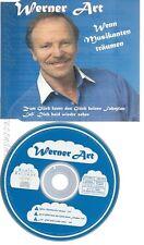 CD--WERNER ART--WENN MUSIKANTEN TRAEUMEN