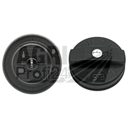 Tankdeckel/_65mm mit Lüftung abschließbar für IHC,Deutz-Fahr,Fiat,Ford,John Deere