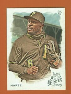 2019-Topps-Allen-amp-Ginter-Starling-Marte-239-Pittsburgh-Pirates