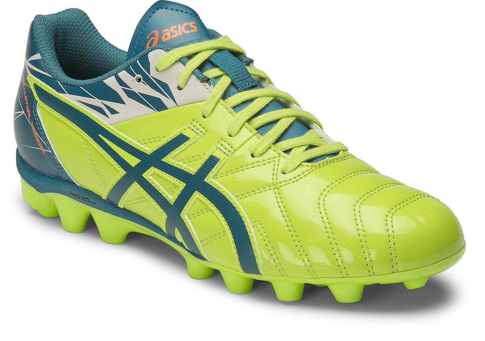 Asics Lethal Tigreor 9 IT GS Kids Football schuhe (0561) + Free Aus Delivery
