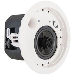 Klipsch-IC-400-T-In-Ceiling-Speakers-Pair-B-Stock