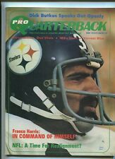 Pro Quarterback  Mar 1973 Don Shula,Mike Siani, Franco Harris     MBX84