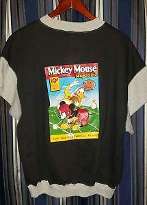 Duck de Mickey Sweatshirt Disney Pannill Co Original Original Revista Donald Mouse wYqzXzpgOx