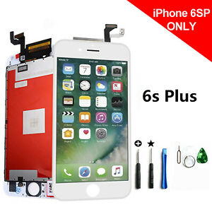 For-iPhone-6S-Plus-White-Display-Touch-Screen-Digitizer-LCD-Replacement-Assembly