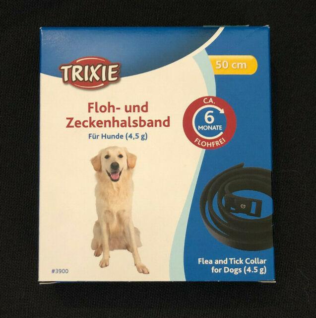 TRIXIE Floh- und Zeckenhalsband für Hunde 50cm 3900