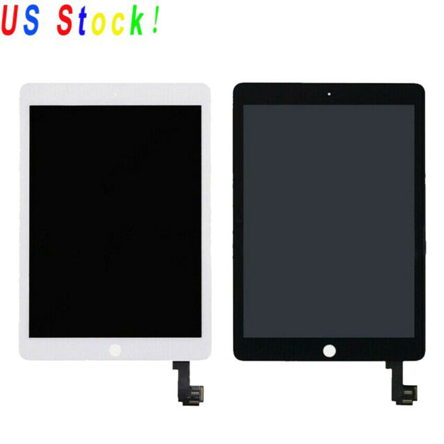 Replacement Touch Digitizer Home Button Tools for iPad Air 2 A1566 A1567 Great