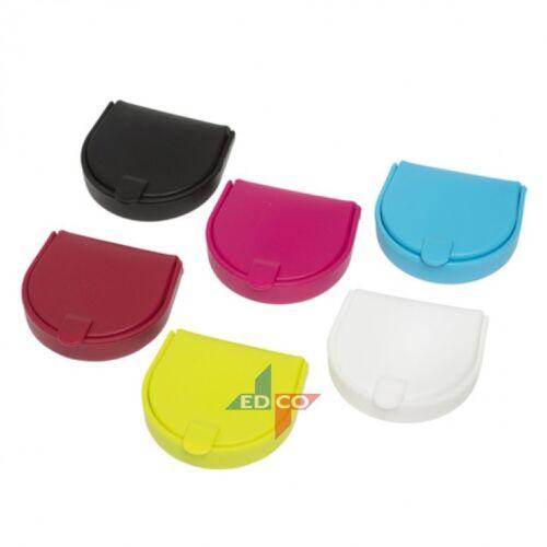Rotondo in silicone chiave del wallet portamonete gomma colorpouch semplice variazione del wallet