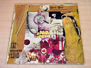 The Mothers Of Invention Uncle Meat 1969 Transatlantic