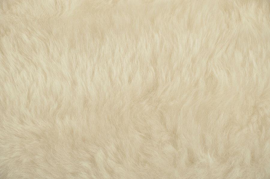 Éco Peau D'Agneau D'Islande Tapis Crème Blanc 205 X 200 200 X cm Court Laineux 47ebdc