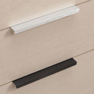Unsichtbar Möbelgriffe Kleiderschrank Möbelknopf Schrankgriffe Schubladengriffe