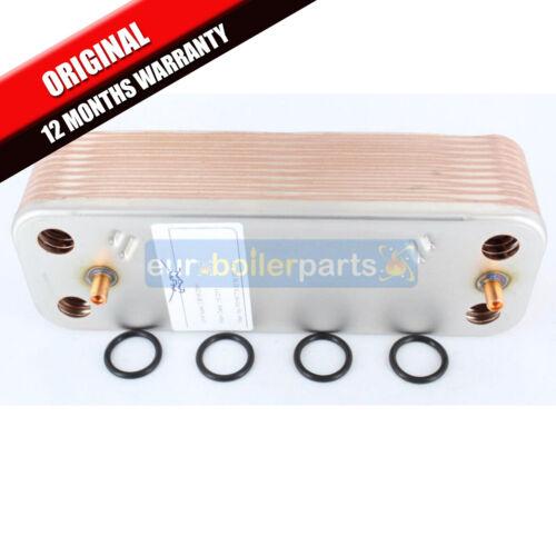 un ecs plaque échangeur de chaleur 248723 Potterton promax combi 24 28 33 il plus /& il