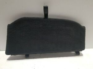 BMW-3-SERIES-E46-TOURER-NEARSIDE-LEFT-BOOT-FLOOR-COVER-HATCH-BLACK