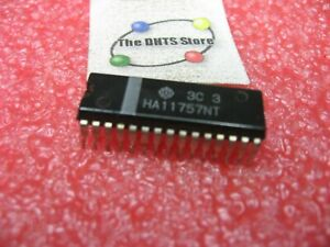 HA11757NT-Hitachi-156582-RCA-Replacement-Part-VCR-Consumer-IC-Used-Pull-Qty-1