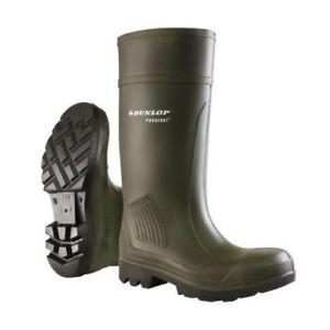 Professional varios de Purofort agua de tamaños completa seguridad de Botas Dunlop c0UTgzca