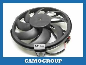 Electric Cooling Fan Radiator Fan For PEUGEOT 206 306024 1253C9 1253R7