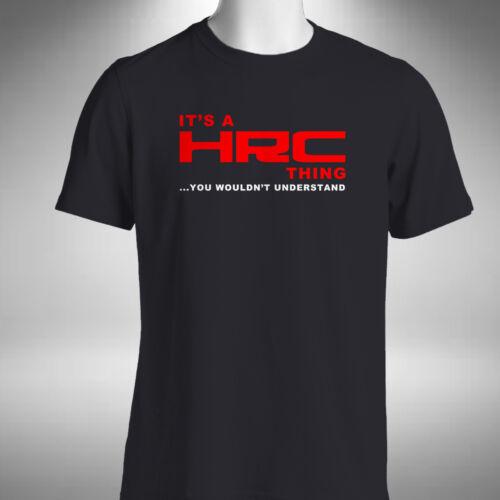 HRC Men/'s T-Shirt Superbike Motorbike Bikes Road Bike Biker