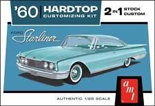 1:25 AMT 1055  - 1960 Ford Starliner - Plastic Model Kit NEW