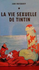 La-vie-sexuelle-de-Tintin-tirage-numerote-et-signe-lythographie-Jan-Bucquoy