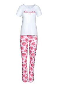 LOUIS-amp-LOUISA-034-Blumenliebe-034-Pyjama-Blumen-pink-Gr-XS-XXL-NEU