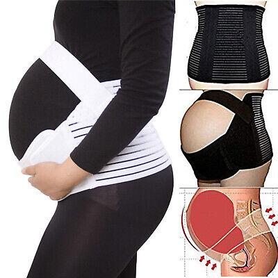Usun Maternity Pregnancy Belt Lumbar Back Support Waist Band Belly Bump Brace