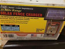 Parmak Deluxe Field Solar Pak 6 Solar Fence Chargerno Df Sp Li Nib Never Used