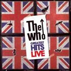 Greatest Hits Live 0602527328430 by Who CD