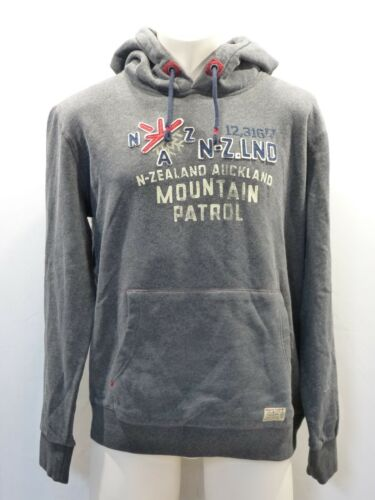 Hoodie Sweater Xxl Anthrazit Kapuzenpullover Auckland Zealand Hooded 14kn322 New w0YqZFg