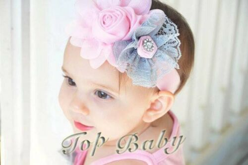 Cute Cotton Headbands Hair Accessories for Toddlers Baby Children